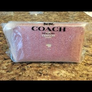 Coach Bags - Coach Lunar New Year / Pig Red Cosmetic Case NWT